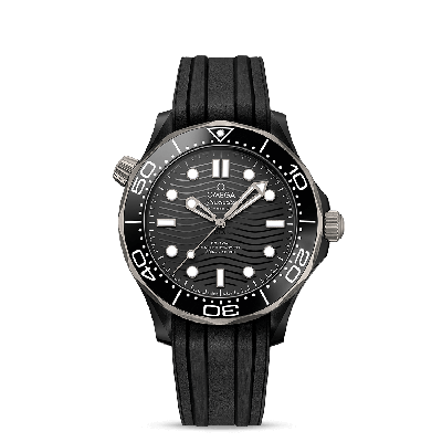 DIVER 300M OMEGA CO‑AXIAL MASTER CHRONOMETER 43.5 MM