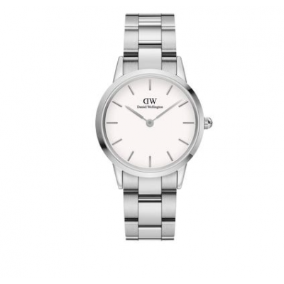 ICONIC LINK SILVER WHITE 32MM