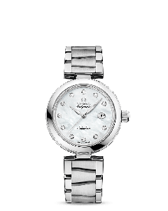 LADYMATIC OMEGA CO‑AXIAL 34 MM