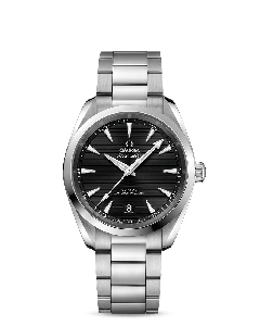 AQUA TERRA 150M OMEGA CO‑AXIAL MASTER CHRONOMETER 38 MM