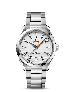 AQUA TERRA 150M OMEGA CO‑AXIAL MASTER CHRONOMETER 41 MM