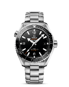 PLANET OCEAN 600M OMEGA CO‑AXIAL MASTER CHRONOMETER 43,5 MM ACC/ACC