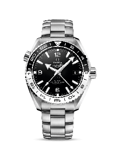 PLANET OCEAN 600M OMEGA CO‑AXIAL MASTER CHRONOMETER GMT 43,5 MM