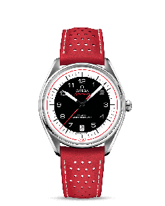 OLYMPIC OFFICIAL TIMEKEEPER RED