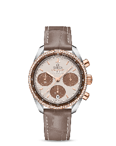 SPEEDMASTER 38 CO‑AXIAL CHRONOGRAPH 38 MM