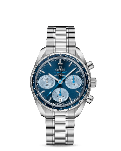 SPEEDMASTER 38 CO‑AXIAL CHRONOGRAPH 38 MM Orbis
